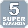 Super Garanzia 5 anni